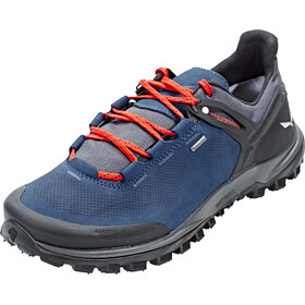 Salewa Wander Hiker GTX Hiking Shoes Men dark denim/holland